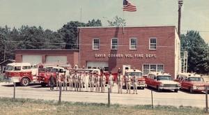 Davis Corner Fire Station